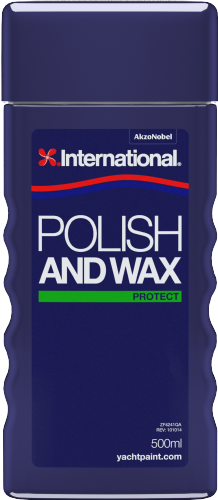 International Polish and Wax Gloss Finish Protection 500ml